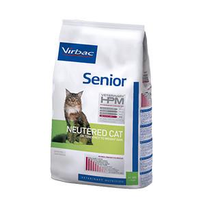 kattmat för äldre katter