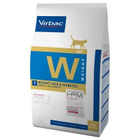 Virbac Cat W1 Weight Loss & Diabetes 7kg