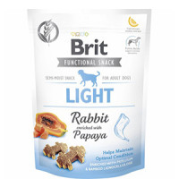 Brit Functional Snack Light Rabbit, 150g