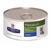 Hills Prescription Diet Feline Metabolic 156 g Advanced Weight Solution