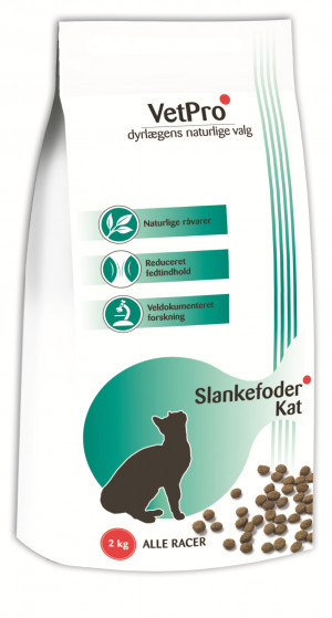 VetPro Viktminskning Kattfoder