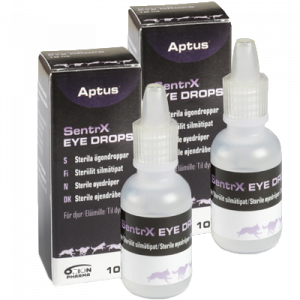 Aptus SentrX eye drops, 10 ml