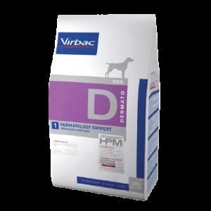 Virbac HPM D1 Dermato Dermatology Support