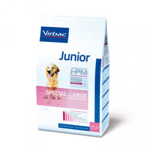 Virbac HPM Junior Dog Special Large