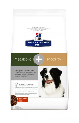 Hills Prescription Diet Canine Metabolic + Mobility 12 kg
