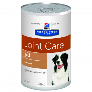 Hills Prescription Diet J/D Canine våtfoder à 370 g
