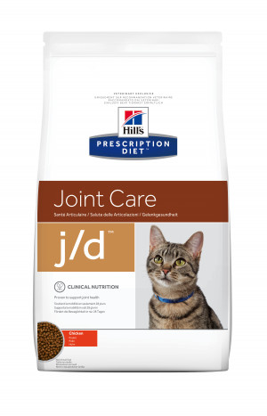 Hills Prescription Diet J/D Feline, 5 kg