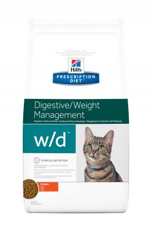 Hills Prescription Diet Feline W/D, 5 kg