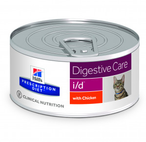 Hills Prescription Diet I/D Feline våtfoder à 156 g