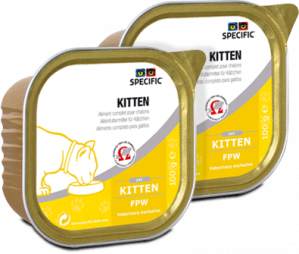 Specific FPW Kitten 7x100 g våtfoder till katter