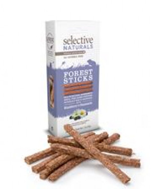 Supreme Selective Naturals Forest Sticks à 60 g