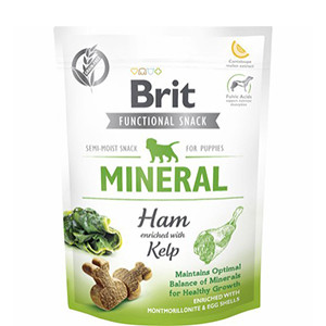 Brit Functional Snack - Mineral Ham, 150g