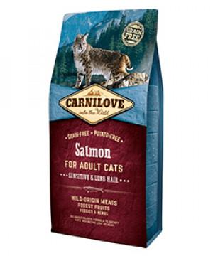 carnilove kat salmon