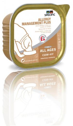 Specific COW-HY Allergy Management Plus, 1 låda med 6x300gr
