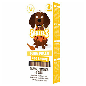 Denzel's Pure Paleo Tyggeben