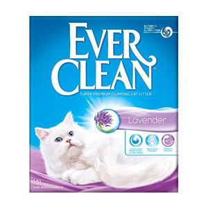Ever Clean Lavendel, 10 L
