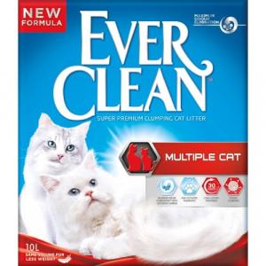 Ever Clean Multiple Cat 10 L