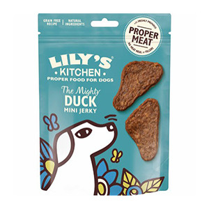 Lilly´s Kitchen The Mighty Duck Mini Jerky, 70 g