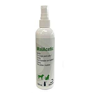 MalAcetic Spray 230 ml