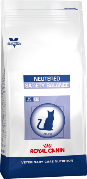 Royal Canin Neutered Satiety Balance katt