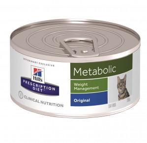 Hills Prescription Diet Feline Metabolic 156 g Advanced Weight Solution
