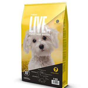 Probiotic LIVE - Puppy Mini Breed