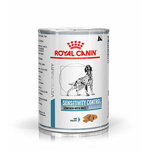 Royal Canin Sensitivity Control Kylling dåse