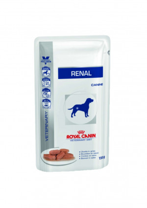 Royal Canin Renal Pouch Hund 10 x 150 g