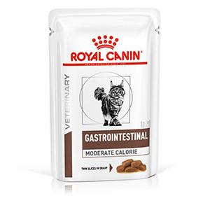 Royal Canin Katt Gastro Intestinal Moderate Calorie Våtfoder 12x85 g