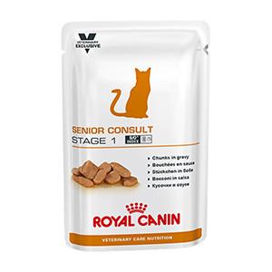 Royal Canin Senior Consult Stage 1 Katt - Våtfoder 12x100g