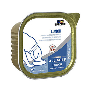 Specific Lunch Aktive hunde 7x100 g