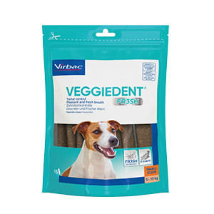 Virbac VeggieDent Small Dog
