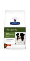 Hills Prescription Diet Canine Metabolic Advanced Weight Solution