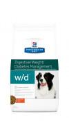Hills Diet W/D Canine low fat
