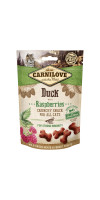 Carnilove Cat Chrunchy Snack Duck