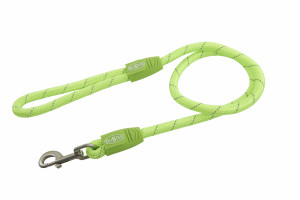 BUSTER Reflective Rope 120 cm koppel, Lime