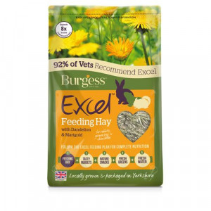 Excel Fresh Herbage Dandelion & Marigold 1kg