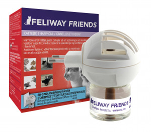 Feliway Friends doftavgivare m/flaska 48ml