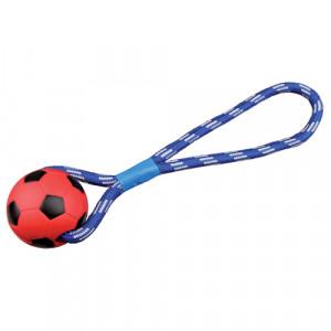 Fotboll med nylonrep, tung, ø 8/35 cm