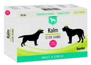 Kalm Stor Hund Tabletter