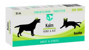 Kalm hund och katt tabletter