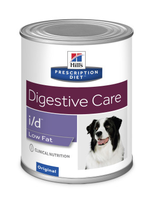 Hills Prescription Diet I/D Low Fat Canine 360 g