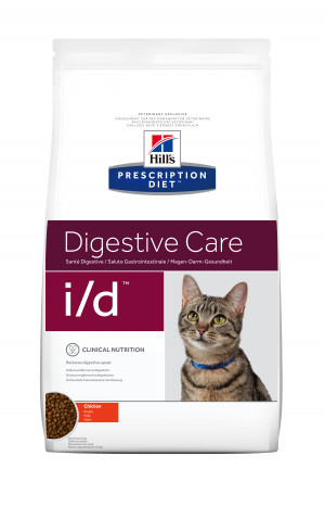 Hills Prescription Diet I/D Feline