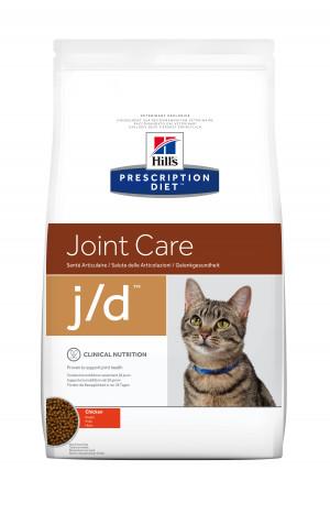 Hills Prescription Diet J/D Feline