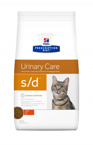 Hills Prescription Diet s/d Feline, 5 kg