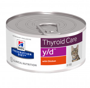 Hills Prescription Diet y/d Feline 156 g