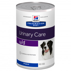 Hills Prescription Diet Canine u/d 370 g