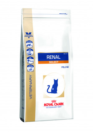 Royal Canin Renal Select RSE24 katt, 4 kg
