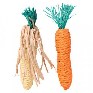 Sisalgrönsaker, Morot och Majskolv