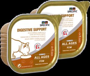 Specific FIW Digestive 7x100 g våtfoder till katter